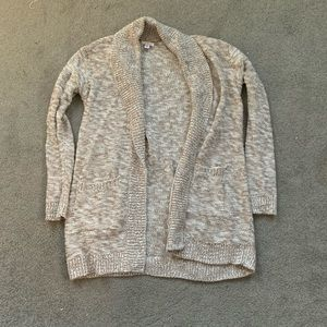 BP cardigan sweater with pockets